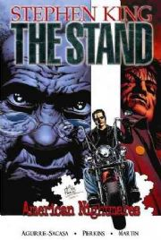 The Stand American Nightmares Graphic Novel Hardcover HC Stephen King Marvel Comics